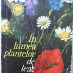 In Lumea Plantelor De Leac - Eugen Anastasiu, 406556 - Carte Medicina alternativa
