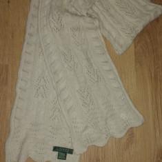 Fular Ralph Lauren 200cm lungime - Fular Barbati, Lana