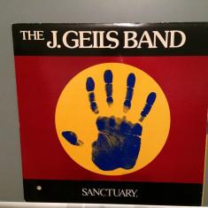 The J.GEILS BAND - SANCTUARY (1978/EMI Rec/Canada) - Vinil/Analog/Impecabil (NM) - Muzica Rock emi records