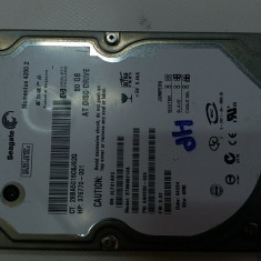 "38.HDD Laptop 2.5"" IDE 80 GB Seagate 5400 RPM 8 MB, 100-199 GB"
