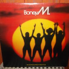 -Y- BONEY M  BOONOONOONOOS  DISC VINIL LP