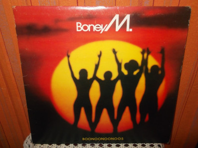 -Y- BONEY M  BOONOONOONOOS  DISC VINIL LP foto