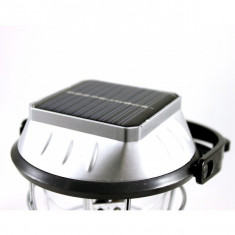 FELINAR SOLAR 36 LED LAMPA CAMPING PESCUIT SOLAR Dinam 12V 220V 3*AAA LS-360