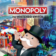 Joc consola Ubisoft Ltd MONOPOLY pentru Nintendo Switch - Joc Nintendo Switch