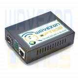 Convertor media1 * 10/100 / 1000Base-Tx la 1 * 1000Base-FX slot SFP