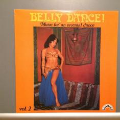 BELLY DANCE - MUSIC FOR.....  (1973/EMI/RFG) - Vinil/Analog/Vinyl/Impecabil(NM+), emi records