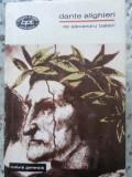 Dante Alighieri - Al. Balaci ,406624