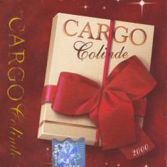 Caseta audio: Cargo - Colinde ( 2000 - originala, stare foarte buna ) - Muzica Sarbatori, Casete audio