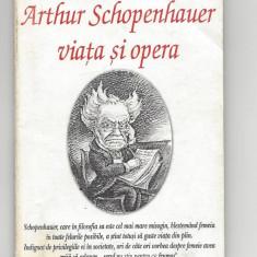 Arthur Schopenhauer viata si opera Ion Petrovici ed. Antet brosata