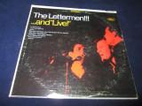 """The Letterman - The Letterman ! ... And """"Live"""" _ vinyl,LP _ Capitol (SUA), VINIL, capitol records"""