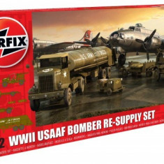 Kit Constructie Airfix Wwii Usaaf 8Th Air Force Bomber Resupply - Jocuri arta si creatie