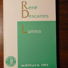 Lumea - Rene Descartes (2003) - Filosofie