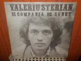 -Y-  VALERIU STERIAN SI COMPANIA DE SUNET - Veac XX  DISC VINIL LP