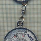 K 356 BRELOC PENTRU COLECTIONARI -NAVIGARE -CALENDAR PE 50 DE ANI 1995-2044
