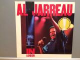 AL JARREAU - IN LONDON (1985/Warner/RFG) - Vinil/Analog/Vinyl/Impecabil(NM)