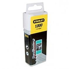 Capse pentru cabluri tip CT300 10 mm 1000 bucati STANLEY - Cui