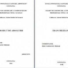 LUCRARE DE LICENTA AMF – TRANCHILIZANTE - Carte Farmacologie