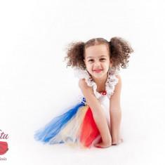 Costum de ocazie tutu Romancuta 2-3 ani