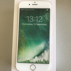 IPhone 6S 16GB Gold Auriu NEVERLOCK IMPECABIL FULL BOX + CADOU - Telefon iPhone Apple, Neblocat