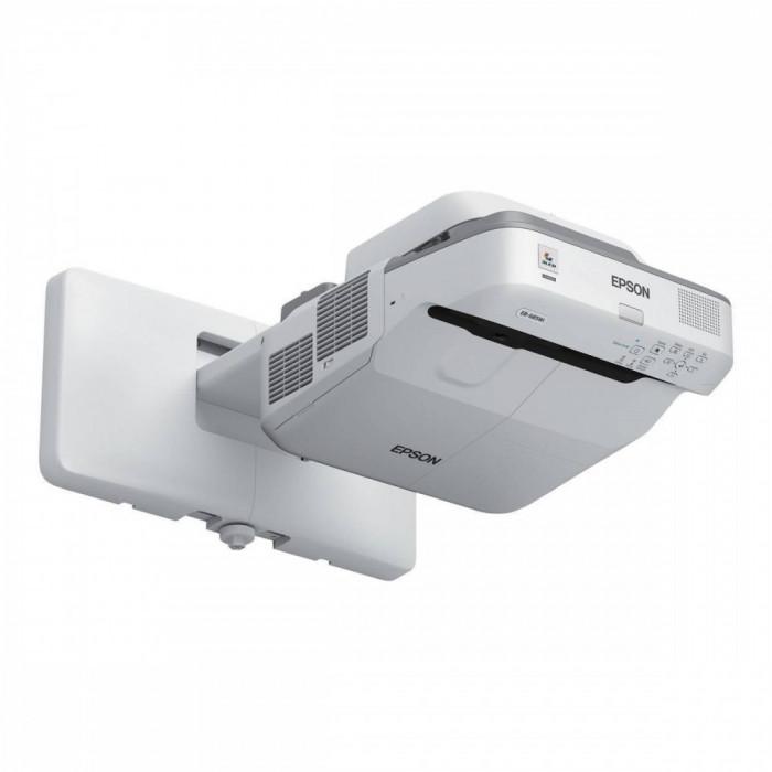 Videoproiector Epson EB-675W DLP WXGA Alb foto mare