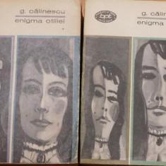 Enigma Otiliei de George Calinescu - Roman, Anul publicarii: 1967