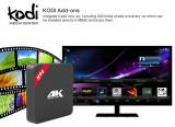 Smart TV Box PC Media Player H96 4K Rockchip RK3229 Quad Core 64bit Android