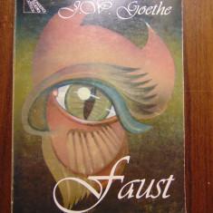 Faust - J.W. Goethe (2002) - Carte Teatru