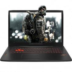 Laptop Asus ROG GL702VM-GC151T 17.3 FHD Intel Core i7-7700HQ 16GB 1TB HDD 128GB SSD GTX 1060 Win10 Black