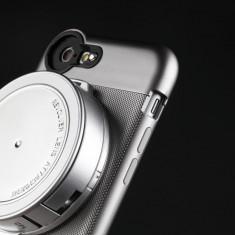 Kit Revolver Core 4in1 obiective telefon de la Ztylus cu carcasa iPhone 6/6s