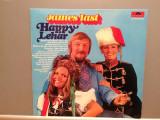 JAMES LAST - HAPPY LEHAR (1969/POLYDOR/RFG) - Vinil/Analog/Impecabil(NM), universal records