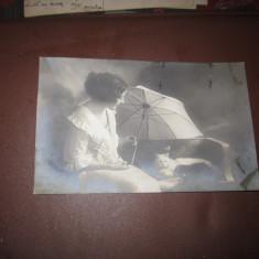 Cp anul 1912 galati pentru buzeu album - Carte Postala Moldova 1904-1918, Stare: Circulata, Tip: Printata