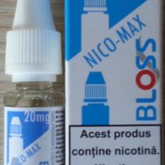 BLOSS NICOTINA 20MG/ML - Lichid pentru tigareta electronica