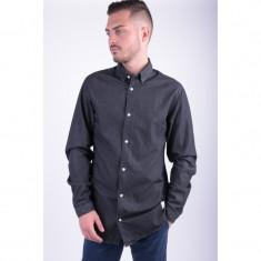 Camasa Jack&Jones Jjcoford Shirt Ls No Pocket Negru
