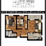 Ofera-ti mai mult!! - Apartament de vanzare, 70 mp, Numar camere: 3, An constructie: 2017, Etajul 4