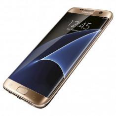NOU! Samsung S7 Edge 32GB Gold - Telefon Samsung, Auriu, Neblocat, Single SIM