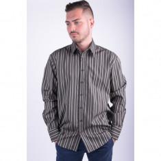 Camasa Selected Orlando Shirt Ls Expresso - Camasa barbati Selected, Marime: L, Culoare: Gri