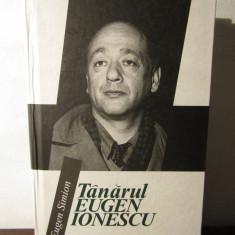 TANARUL EUGEN IONESCU-EUGEN SIMION - Biografie