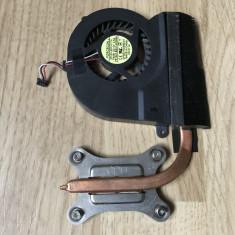 COOLER SAMSUNG RV511 VENTILATOR + HEATPIPE ORIGINAL PERFECT FUNCTIONAL - Cooler laptop
