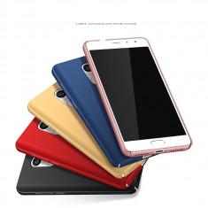 Bumper / Husa ultra subtire pentru Xiaomi Redmi Note 4 / 4X - Husa Telefon, Negru, Plastic, Carcasa
