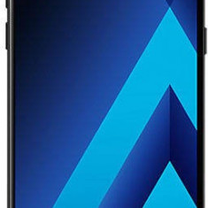 Telefon Mobil Samsung A520 Galaxy A5 (2017), 32GB Flash, 3GB RAM, Single SIM, 4G, Black Sky - Telefon Samsung