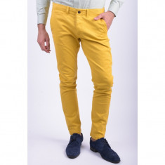 Pantaloni Jack&Jones Cody Graham Akm 201 Regular Fit Galben