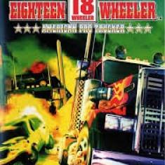 18 Wheeler - American Pro Trucker - PS2 Playstation 2 [Second hand] - Jocuri PS2, Curse auto-moto, 3+, Multiplayer