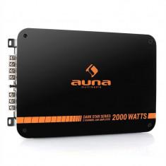 Auna Dark Star 2000 Amplificator auto 2 canale 2000W
