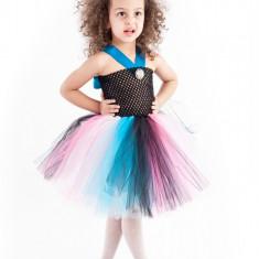 Rochite fete tutu Alessia 4-5 ani