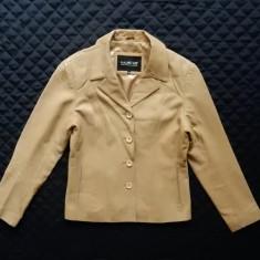 Geaca piele naturala Mauritius International Leather Wear; marime 38, vezi dim. - Geaca dama, Culoare: Din imagine