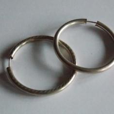 Cercei argint -1680