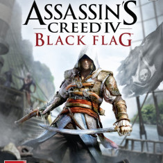 Assassin's Creed IV Black Flag - XBOX 360 [Second hand] - Jocuri Xbox 360, Actiune, 18+, Single player