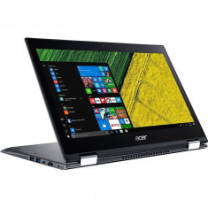 Laptop Acer Spin 5 SP513-52N-8395 13.3 inch Full HD Touch Intel Core i7-8550U 8GB DDR4 256GB SSD Windows 10 Steel Gray