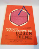 Notiuni introductive de DESEN TEHNIC MANUAL experiemntal, 1980