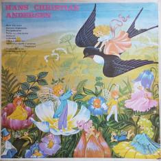 HANS CHRISTIAN ANDERSEN - CUTIE 5 DISCURI VINIL - Muzica pentru copii